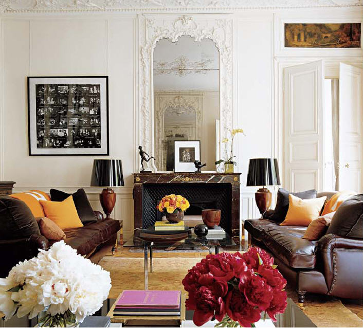 French apartment style: jean louis deniot paris style apartment ...