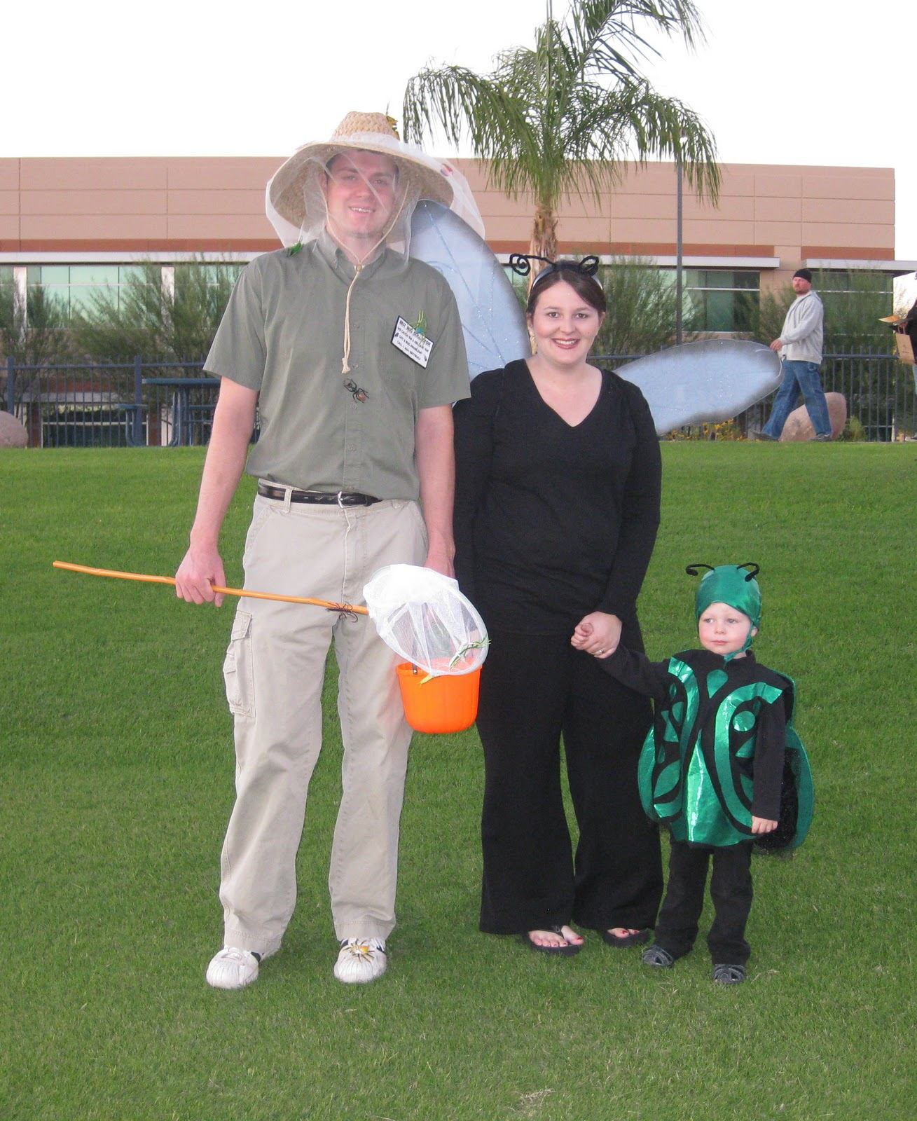 family-themed halloween costumes…