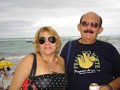 Rodando pelo Brasil - Praia Porto de Galinhas - PE