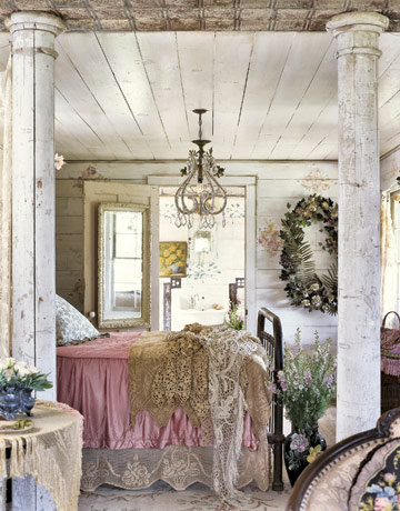 Rustic bedroom decor bedroom for Rustic french bedroom