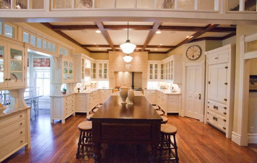 Practical Magic House Kitchen
