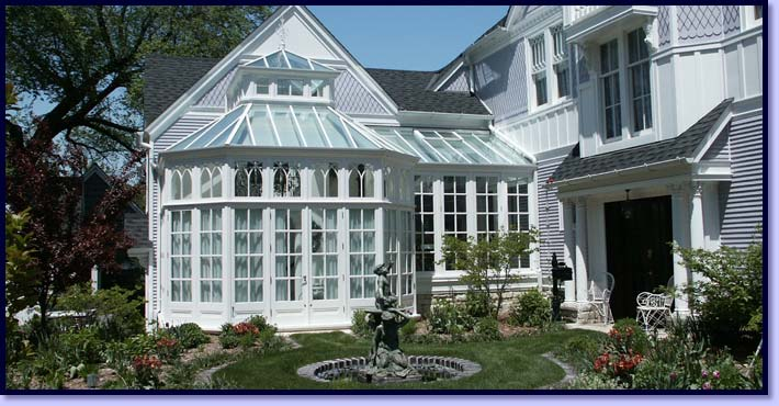 Charm home adorable diy conservatory a guest blog from for I need windows for my house