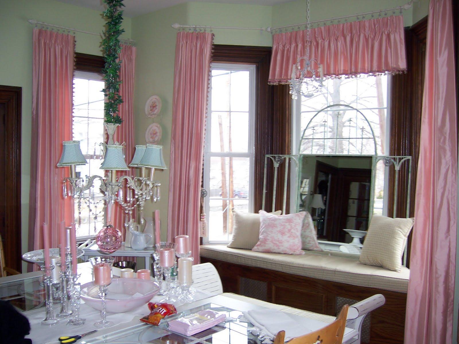 Maison Decor Romantic Style Curtains