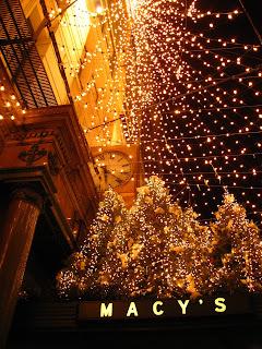macys christmas time