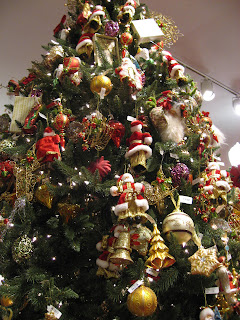 christmas trees macy's