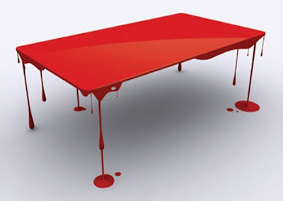interior & furniture: the unusual tables