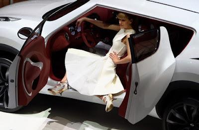Nissan Qazana - Geneva Auto Show