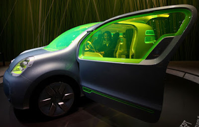 Renault ZE - Geneva Motor Show
