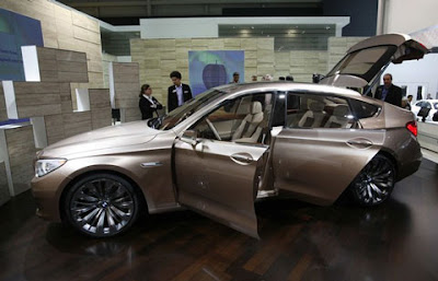 BMW Concept - Geneva Auto Show