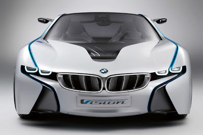 Internationale Automobil-Ausstellung - BMW Vision Efficient Dynamics Concept