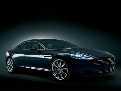 Frankfurt Auto Show - Aston Martin Rapide