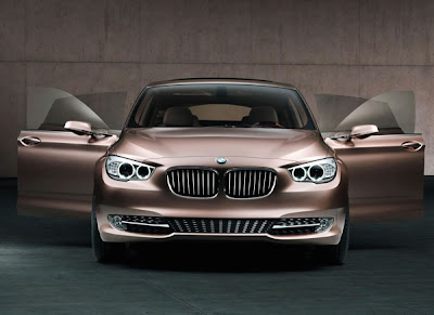 Frankfurt Auto Show - BMW 5-series GT