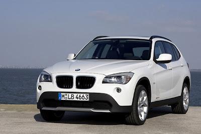 Frankfurt Motor Show - BMW X1