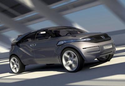 Frankfurt Auto Show - Dacia Duster Crossover Concept
