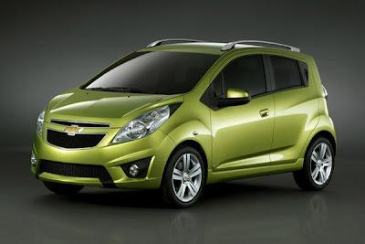 Frankfurt Auto Show - Chevrolet Spark