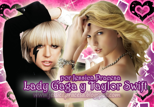 Taylor Swift y Lady Gaga