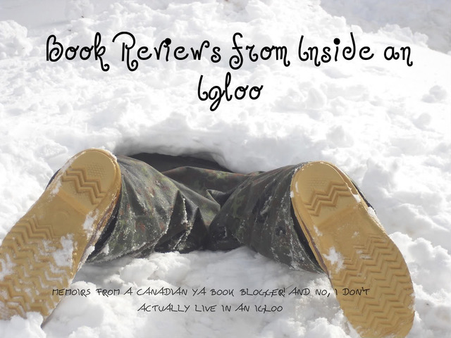 Book Reviews from inside an Igloo