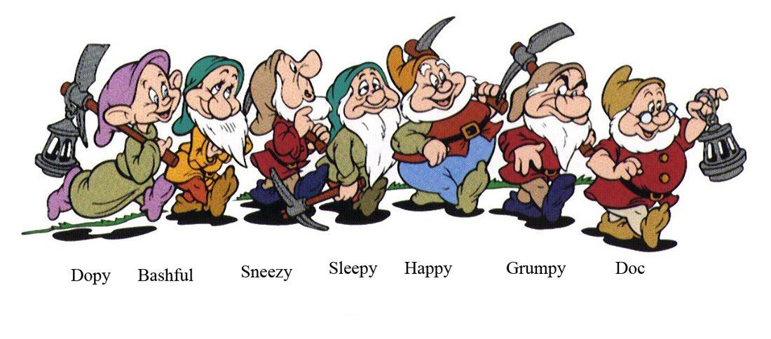 Duene s place seven dwarfs