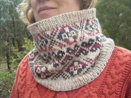Hearts and Crosses Cowl