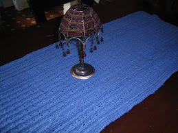 Cute Cabled Table Runner