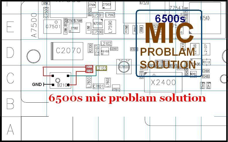 Gsm big boss may 2011 nokia 6500s mic problem solution thecheapjerseys Images