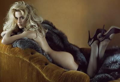 Kate Winslet - WOW factor - na Vanity Fair de Dezembro 2008