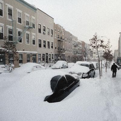 NYC Blizzard, 2010, copyright PDB