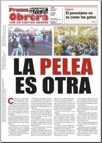 Prensa Obrera 1039