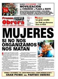Prensa Obrera 928