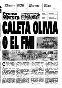 Prensa Obrera 863