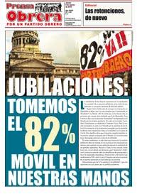 Prensa Obrera Nro 1140