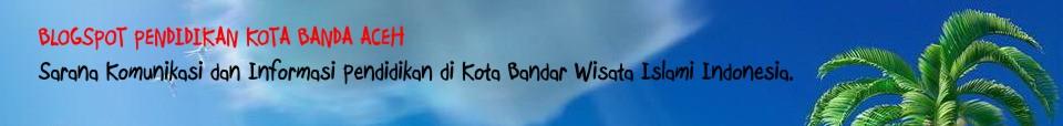 Portal Pendidikan Kota Banda Aceh