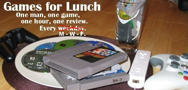 Games for Lunch