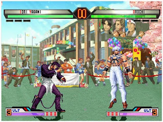 The King of Fighters 98 Unlimited Match PC (2010)