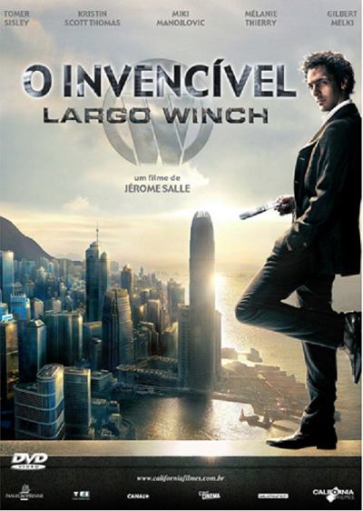 O Invencível - Largo Winch (Dual Audio)