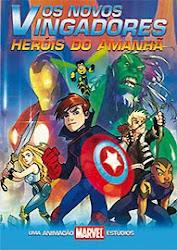 Baixe imagem de Os Novos Vingadores: Os Heróis do Futuro (Dublado) sem Torrent