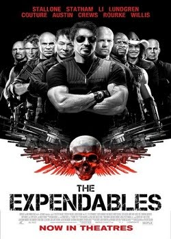 Filme Poster Os Mercenários TS XviD-IMAGiNE