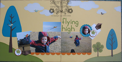 Eathan's Flying High Layout