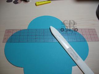 Petal Card Tutorial Step 7
