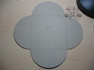 Petal Card Tutorial Step 5