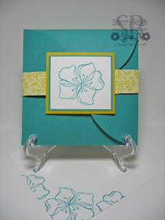 Embrace Life Petal Card