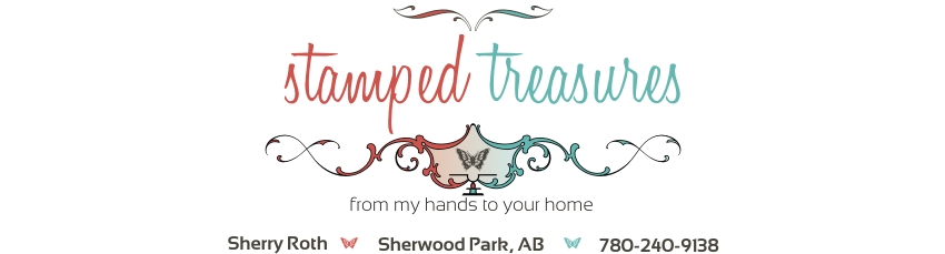 Sherry&#39;s Stamped Treasures