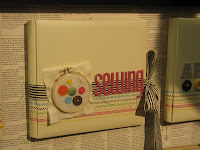 Sweet Stitches Sewing Album