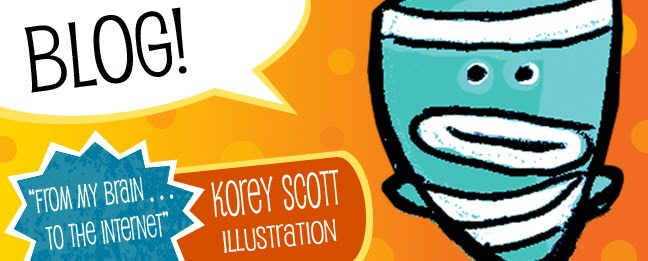 Korey Scott Illustration