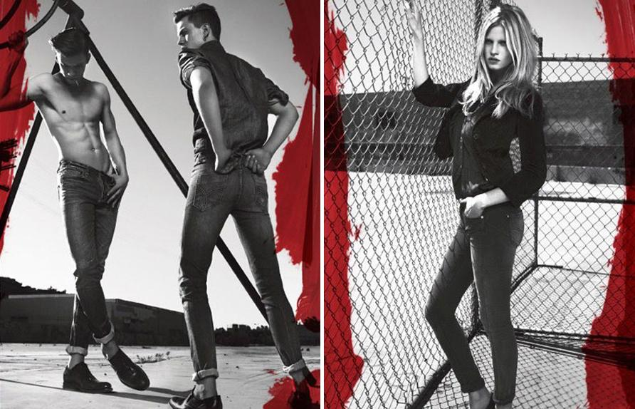 madesu blog lara stones latest calvin klein jeans ad