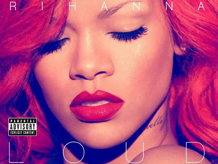 rihanna loud album images. Rihanna#39;s fifth studio album -