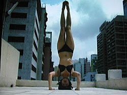 Heather Keung in Upside Down-Downside Up