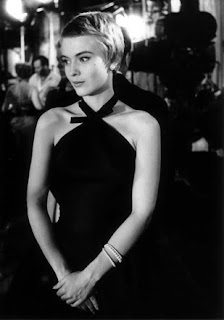 Jean Seberg in Bonjour Tristesse