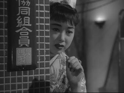 Yasuko Kawakami in Street of Shame