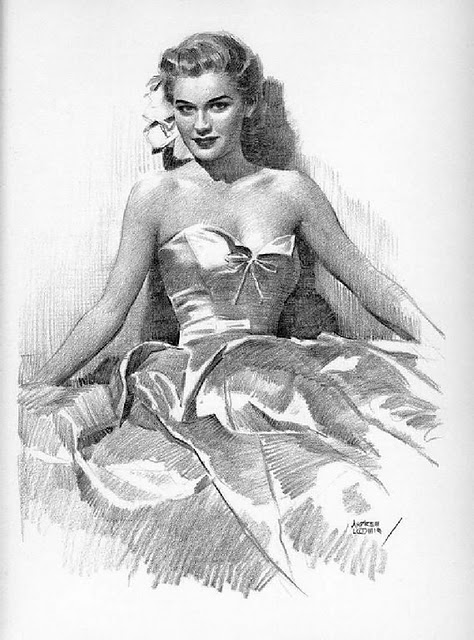 E. M. Gist Illustration/ Dead of the Day: Andrew Loomis